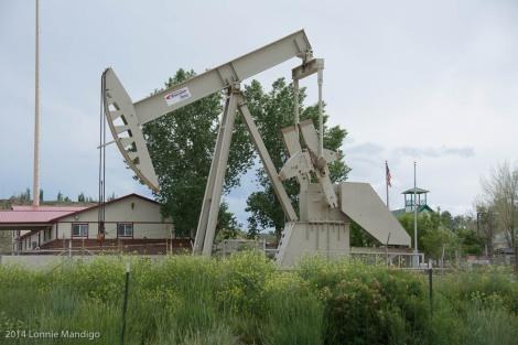 Oil Fields of Western Colorado