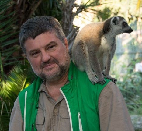 2017.03.06 Me with Lemur
